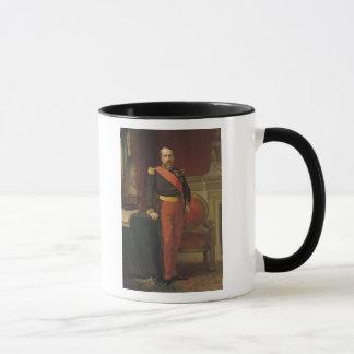 Portrait of Napoleon III  1862 Mug