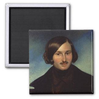 Portrait of Nikolay Gogol, 1841 Fridge Magnet