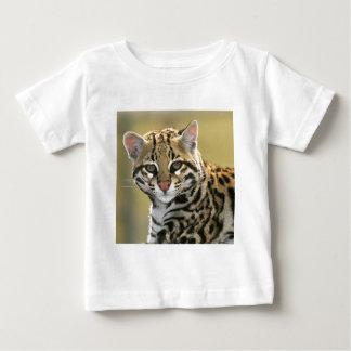 Portrait of Ocelot Baby T-Shirt