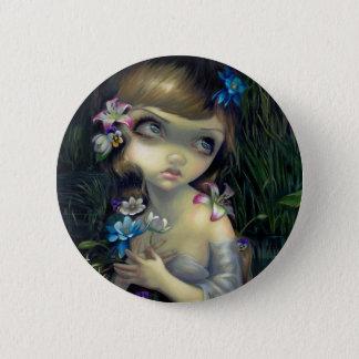 """Portrait of Ophelia"" Button"