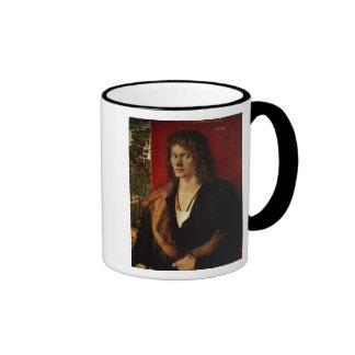 Portrait of Oswolt Krel, 1499 Coffee Mug