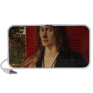 Portrait of Oswolt Krel, 1499 Travelling Speaker