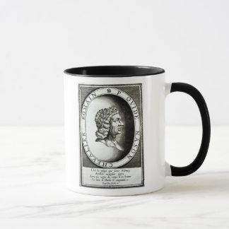 Portrait of Ovid Mug