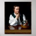 Portrait of Paul Revere Poster