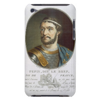 Portrait of Pepin, Called 'Le Bref', King of Franc Barely There iPod Cases