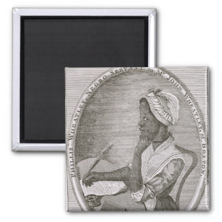 Portrait of Phillis Wheatley Magnet
