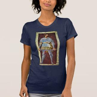 Portrait Of Pippo Spano Condottiere Tee Shirts