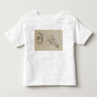 Portrait of Pissarro by Gauguin Toddler T-Shirt