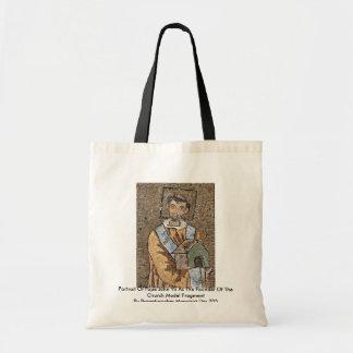 Portrait Of Pope John Vii Tote Bag