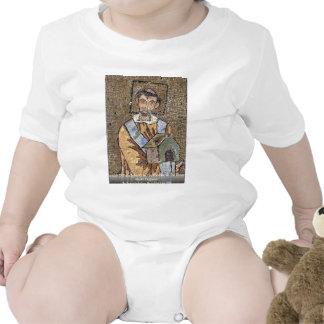Portrait Of Pope John Vii Baby Creeper