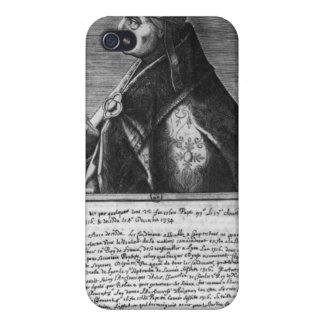 Portrait of Pope John XXII iPhone 4/4S Cover