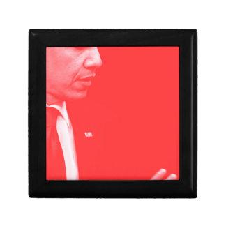 Portrait of President Barack Obama 38c Gift Box