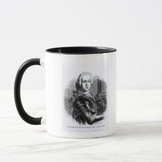 Portrait of Prince Charles Edward Stuart Mug