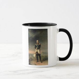 Portrait of Prince Mikhail Barclay de Tolly Mug