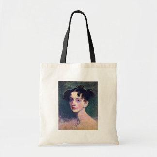 Portrait Of Princess Lieven By Sir Thomas Tote Bag