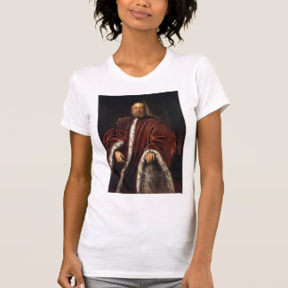 Portrait of Procurator of St Mark's by Tintoretto Tshirts