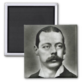 Portrait of Randolph Churchill Magnets