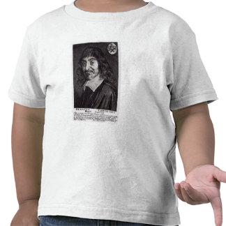Portrait of Rene Descartes Shirts