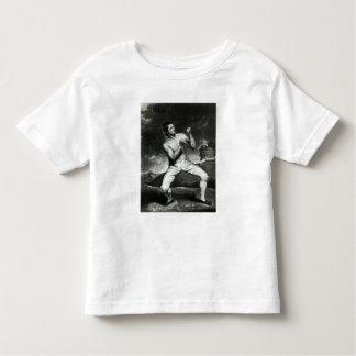 Portrait of Richard Humphreys T-shirts
