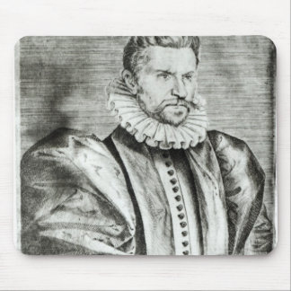 Portrait of Robert Garnier Mouse Pad
