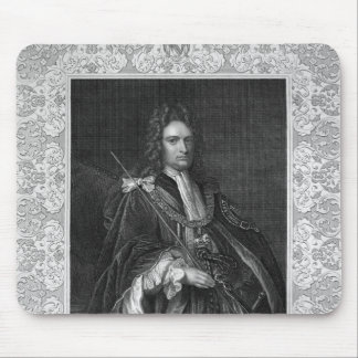Portrait of Robert Harley, Earl of Oxford Mouse Pad
