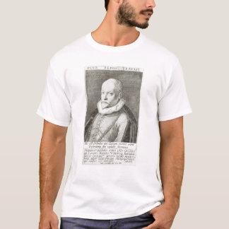 Portrait of Roland de Lassus  1593-94 T-Shirt