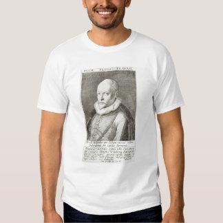 Portrait of Roland de Lassus  1593-94 Tshirts