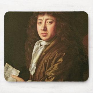 Portrait of Samuel Pepys  1666 Mouse Pad