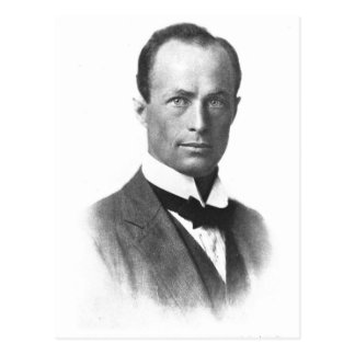 Portrait of Sir Douglas Mawson Postcard
