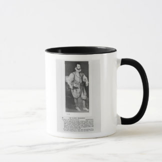 Portrait of Sir Martin Frobisher Mug