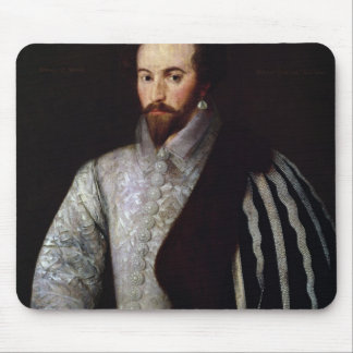 Portrait of Sir Walter Raleigh  1588 Mouse Pad