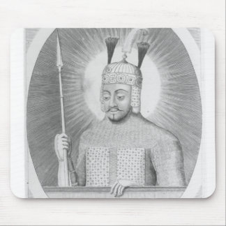Portrait of Tamerlane the Great Mouse Pad