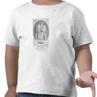Portrait of Tamerlane the Great Tee Shirt