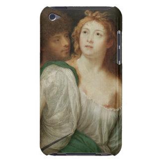Portrait of Tarquin and Lucretia iPod Case-Mate Cases