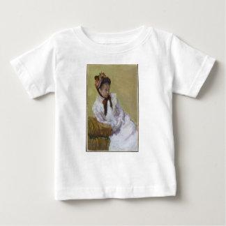 Portrait of the Artist - Mary Cassatt Baby T-Shirt