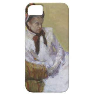 Portrait of the Artist - Mary Cassatt Barely There iPhone 5 Case