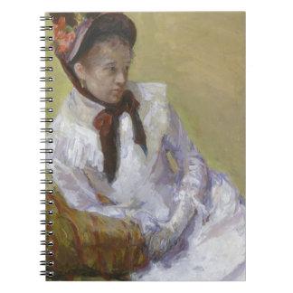 Portrait of the Artist - Mary Cassatt Notebooks
