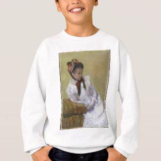 Portrait of the Artist - Mary Cassatt Sweatshirt