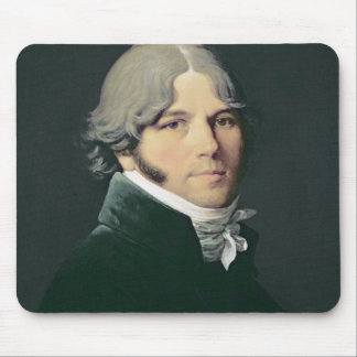 Portrait of the Artist's Father, 1804 Mouse Pad
