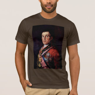 Portrait Of The Duke Of Wellington T-Shirt