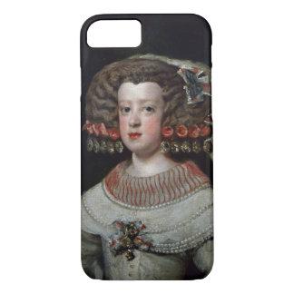 Portrait of the Infanta Maria Teresa (1638-83) fut iPhone 7 Case
