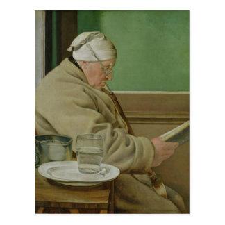 Portrait of the Judge Jacob Wilder, 1819 Postcard