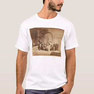 Portrait of the Royal Family at Osborne House, 185 T-Shirt