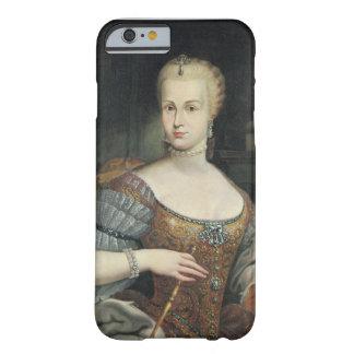 Portrait of the Wife of Pietro Leopoldo di Lorena, Barely There iPhone 6 Case
