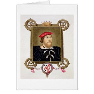 Portrait of Thomas Boleyn (1477-1539) Earl of Wilt Card