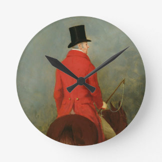 Portrait of Thomas Cholmondeley, first Lord Delame Wall Clocks