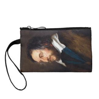 Portrait of Thomas Howard Peter Paul Rubens Coin Wallet