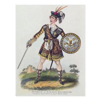 Portrait of Thomas James Serle Postcard