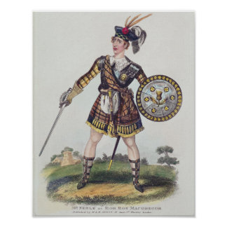 Portrait of Thomas James Serle Print