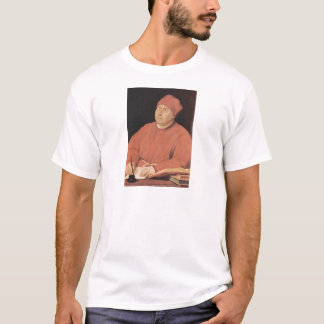 Portrait of Tommaso 'Fedra' Inghirami by Raphael T-Shirt